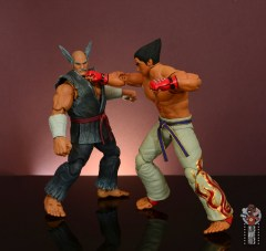 storm collectibles tekken 7 kazuya figure review - straight punch to heihachi