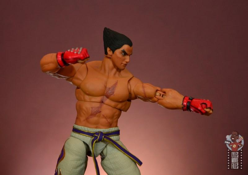 storm collectibles tekken 7 kazuya figure review - thrust punch