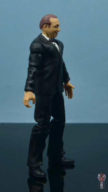 wwe elite 72 gorilla monsoon figure review - alternate suit right side