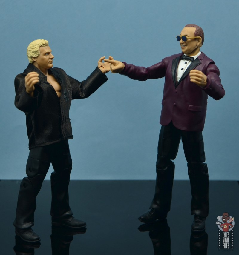 wwe elite 72 gorilla monsoon figure review - debating with the brain
