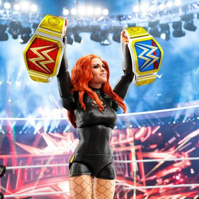 wwe ultimate edition series 5 becky lynch