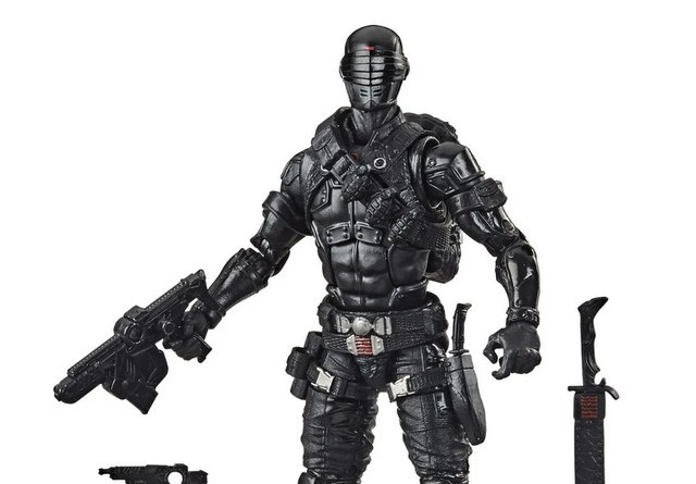 G.I. Joe Classified Series 6-Inch Snake Eyes Action Figure - main pic
