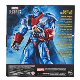 MARVEL LEGENDS SERIES 6-INCH DELUXE MARVEL'S APOCALYPSE Figure - in pck (2)