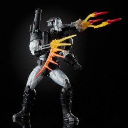 MARVEL LEGENDS SERIES 6-INCH DELUXE MARVEL'S WAR MACHINE Figure - oop (5)