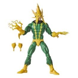 MARVEL LEGENDS SERIES 6-INCH ELECTRO RETRO COLLECTION Figure - oop