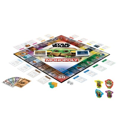 MONOPOLY STAR WARS THE CHILD EDITION - oop (1)