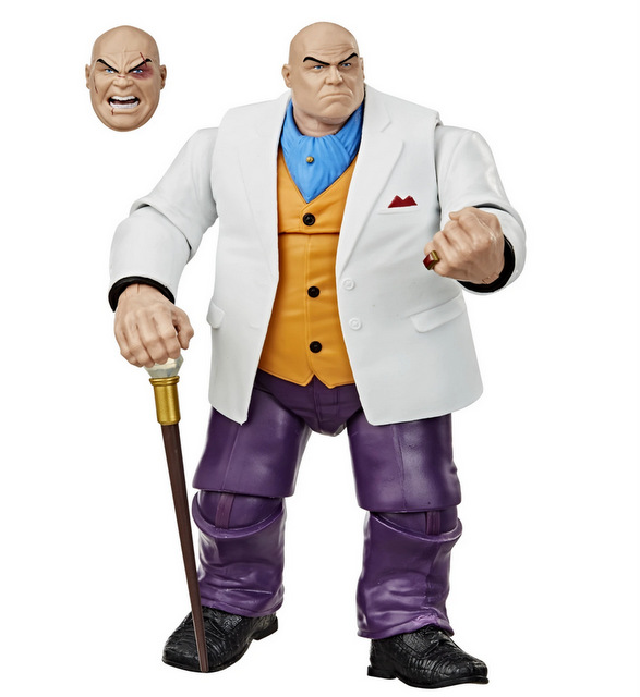 Marvel Retro Collection Kingpin Figure