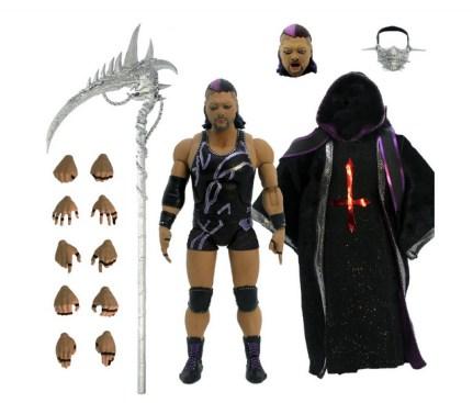 New Japan Pro-Wrestling Ultimate - Evil (Pre-Order) – Super7preorder - collage