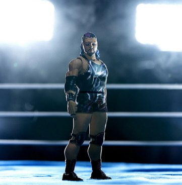 New Japan Pro-Wrestling Ultimate - Evil (Pre-Order) – Super7preorder - in ring