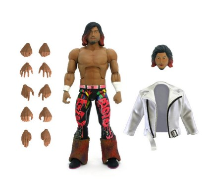 New Japan Pro-Wrestling Ultimate - Hiromu Takahashi (Pre-Order) – Super7preorder - collage