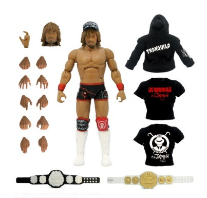 New Japan Pro-Wrestling Ultimate - Tetsuya Naito (Pre-Order) – collage