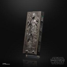 STAR WARS THE BLACK SERIES 6-INCH HAN SOLO (CARBONITE) Figure - oop (4)