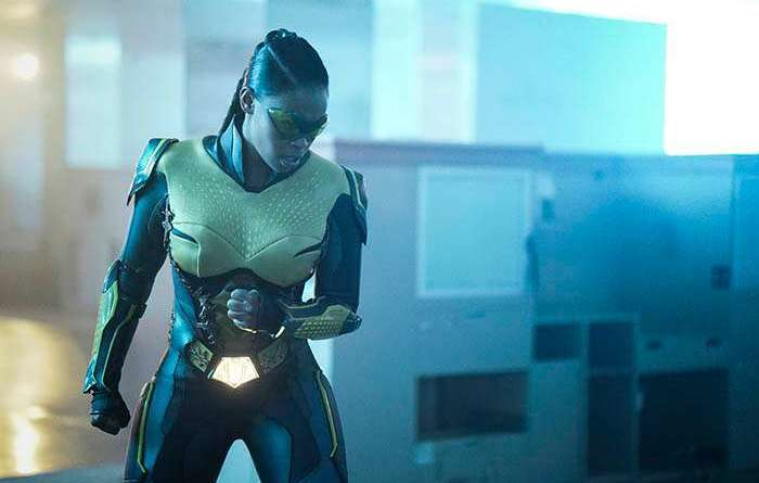 black lightning book of blood chapter three the sange review - thunder