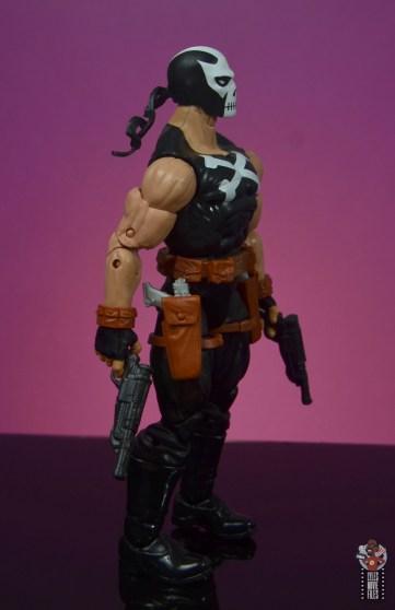 marvel legends crossbones figure review - right side