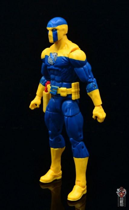 marvel legends spymaster figure review - left side