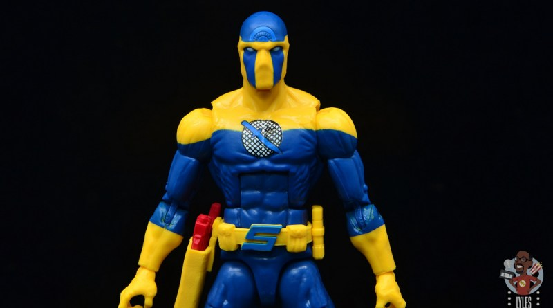 marvel legends spymaster figure review - main pic