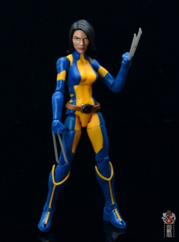 marvel legends wolverine figure review - ready for battle with no mask