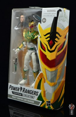 power rangers lightning collection lord drakkon figure review - package side