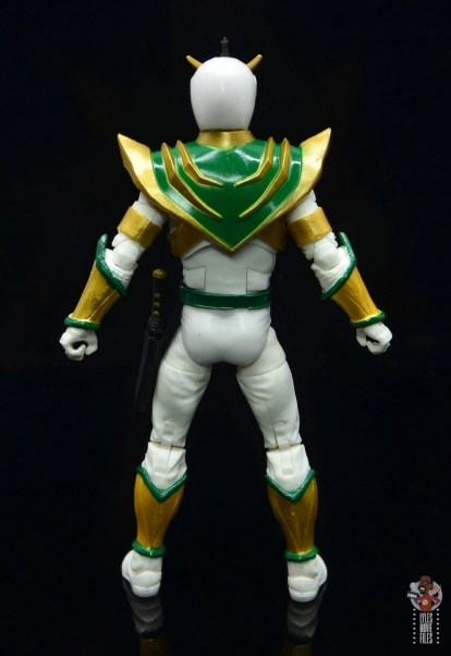 power rangers lightning collection lord drakkon figure review - rear