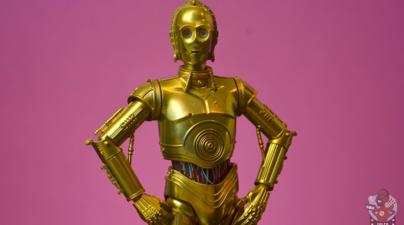 sh figuarts star wars c-3p0 figure review -main pic