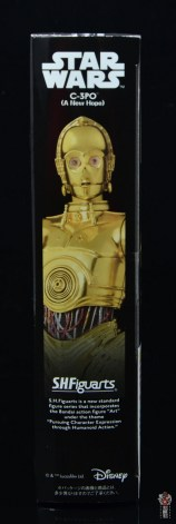 sh figuarts star wars c-3p0 figure review - package side