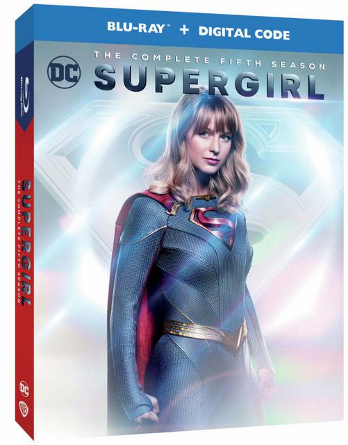 supergirl fifth season blu ray cover-001