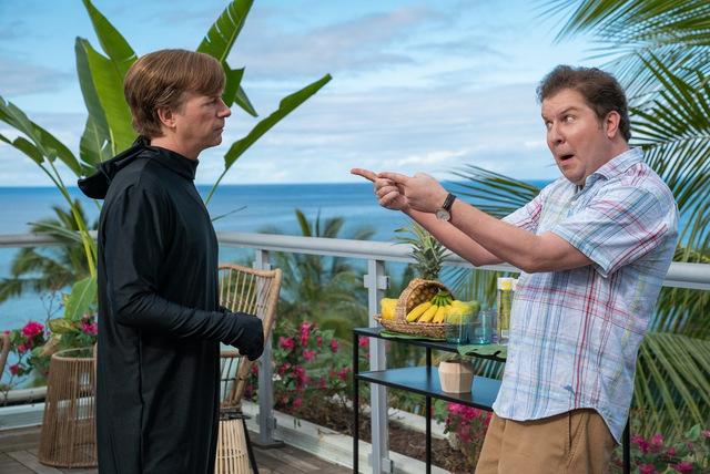 the wrong missy review - david spade and nick swardson