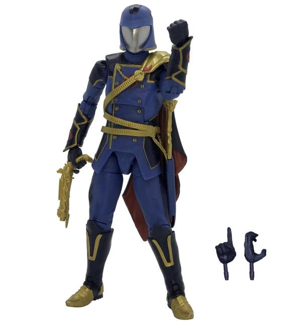 G.I. Joe Classified Series Cobra Commander Regal Variant Action Figure