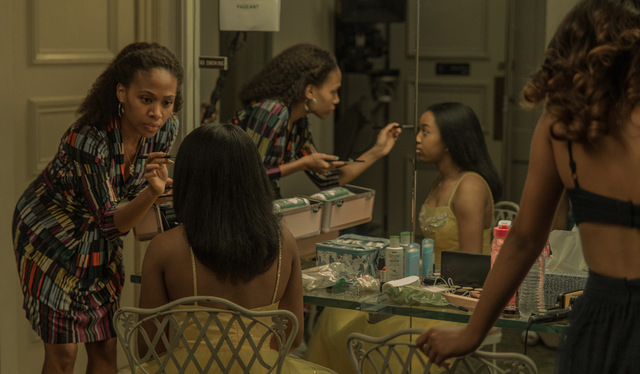 Miss Juneteenth review - nicole beharie and alexis chikaeze