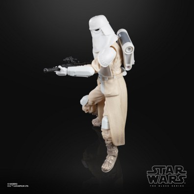 STAR WARS THE BLACK SERIES 40TH ANNIVERSARY 6-INCH Figure Assortment - IMPERIAL SNOWTROOPER - oop (3)