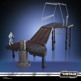 STAR WARS THE VINTAGE COLLECTION CARBON-FREEZING CHAMBER Playset - oop (2)