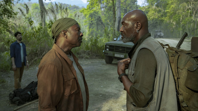 da 5 bloods movie review - johnny nguyen, clarke peters and delroy lindo