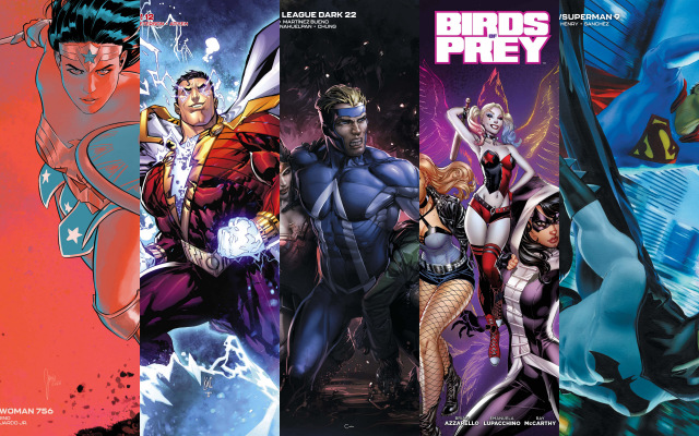 dc comics 6-2-20