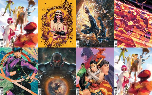 dc comics 6-9-20