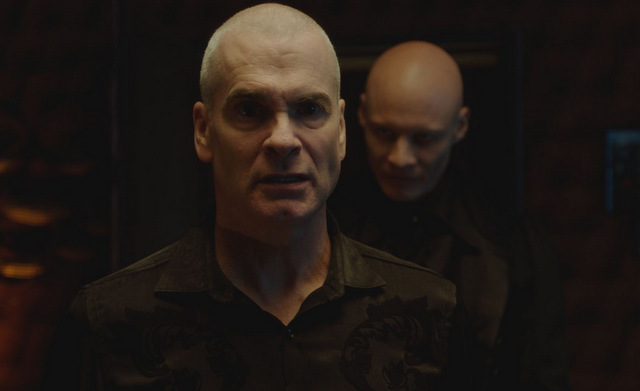 dreamland review - henry rollins and tomas lemarquis