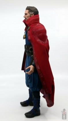 hot toys avengers infinity war doctor strange figure review -cloak left side