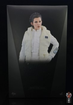 hot toys star wars hoth princess leia figure review -package front
