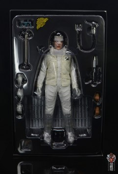 hot toys star wars hoth princess leia figure review -package inner tray