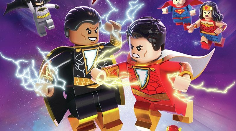 lego dc shazam magic and monsters review - main photo
