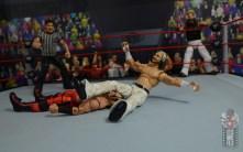 wwe elite wrestlemania woken matt hardy figure review - legdrop