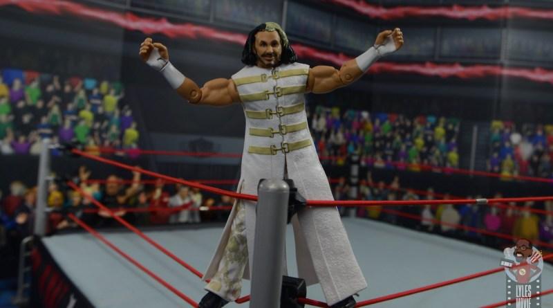 wwe elite wrestlemania woken matt hardy figure review - main pic