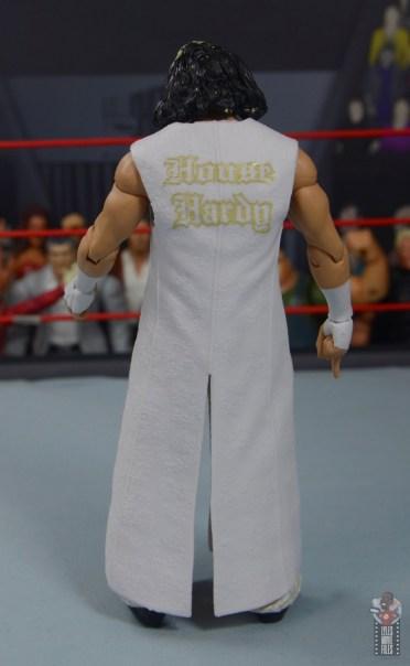 wwe elite wrestlemania woken matt hardy figure review - robe rear