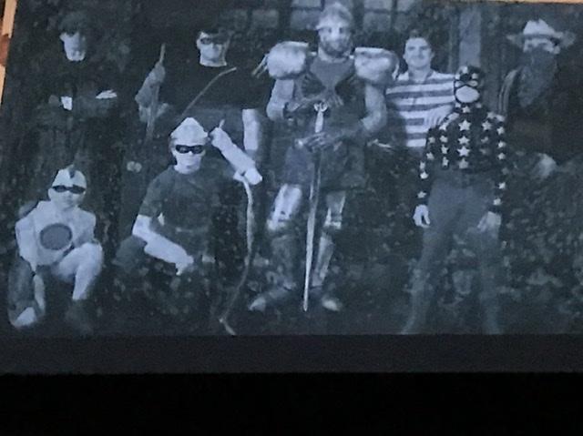 Stargirl - brainwave review -Seven soldiers of victory