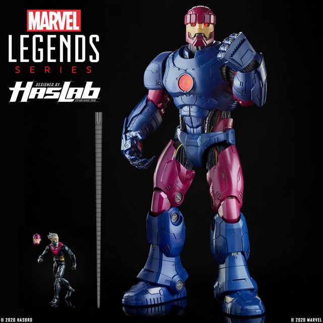 HASLAB MARVEL LEGENDS SERIES X-MEN MARVEL'S SENTINEL Figure (1)