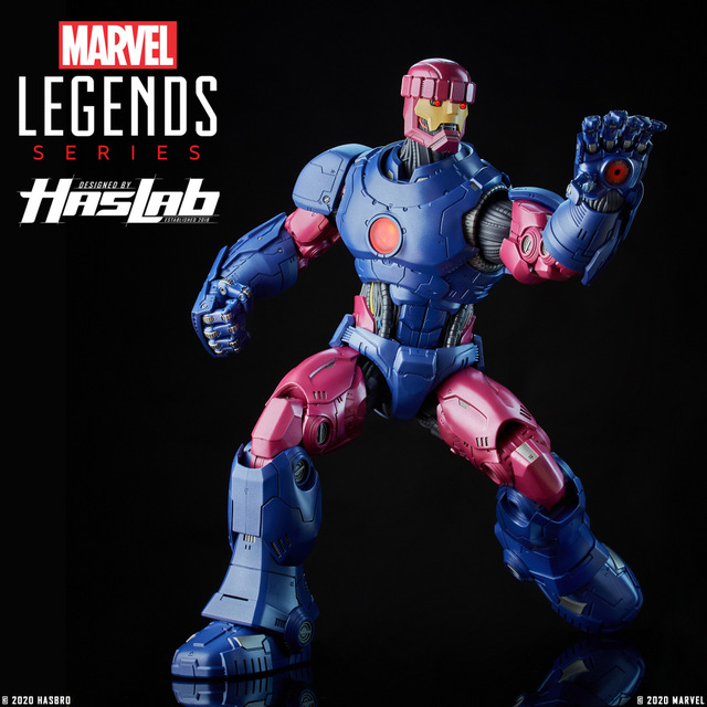 HASLAB MARVEL LEGENDS SERIES X-MEN MARVEL'S SENTINEL Figure (2)