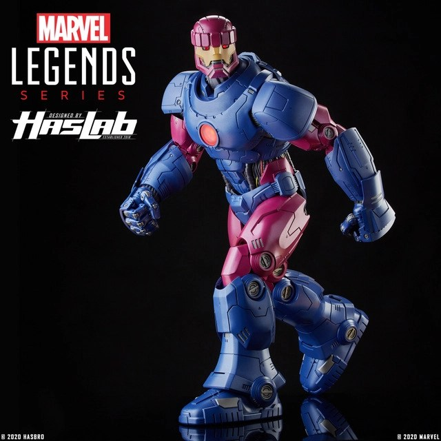 HASLAB MARVEL LEGENDS SERIES X-MEN MARVEL'S SENTINEL Figure (3)