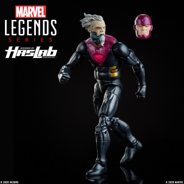 HASLAB MARVEL LEGENDS SERIES X-MEN MARVEL'S SENTINEL Figure (4)