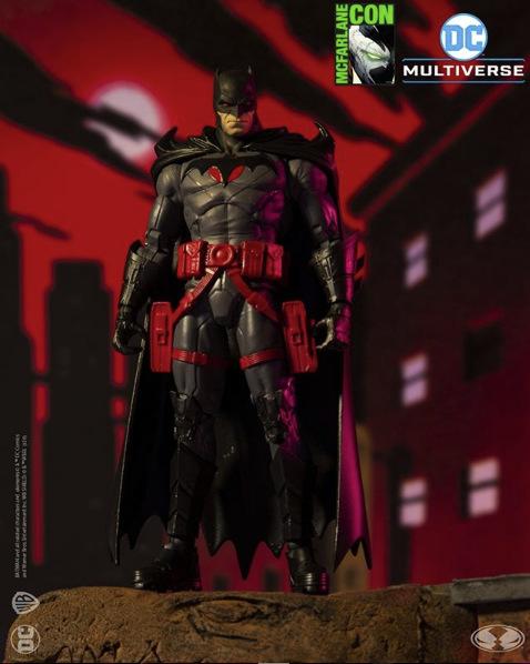 McFarlane Toys flashpoint batman