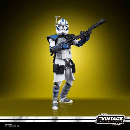 Star Wars The Vintage Collection Star Wars The Clone Wars 501st Legion ARC Troopers Figure 3-Pack - oop (8)