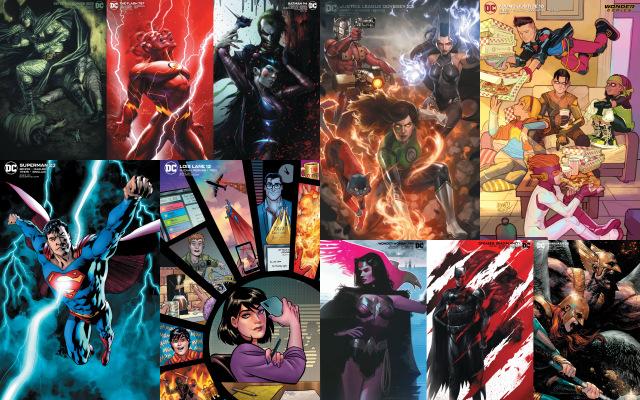 dc comics reviews 7-7-20